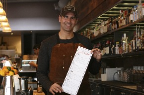 Ryan Magarian Dares You To Go Naked With Your Cocktail Menu